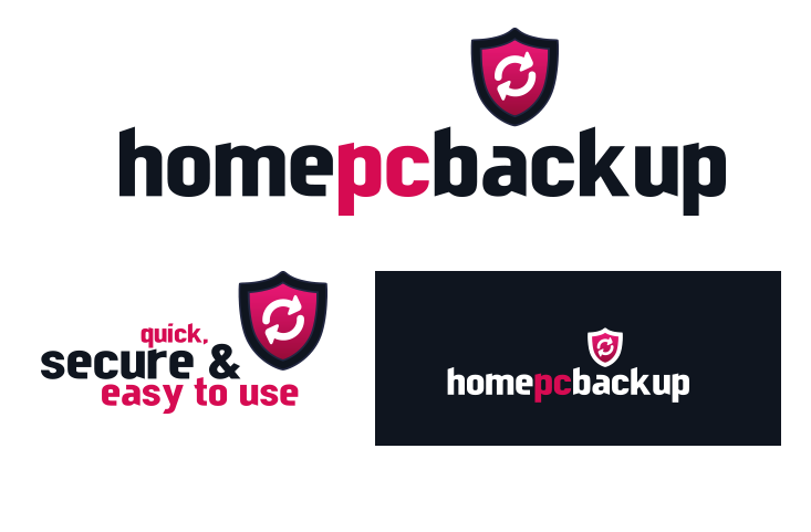 Home PC Backup logo